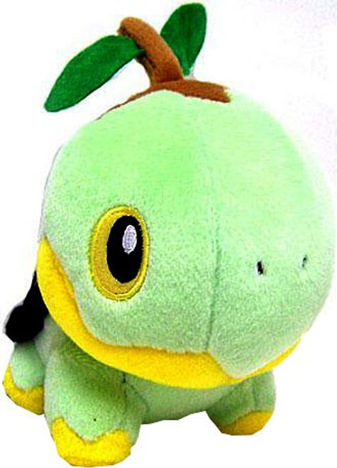 Pokemon Diamond & Pearl 5 Inch Turtwig Plush [BanPresto]