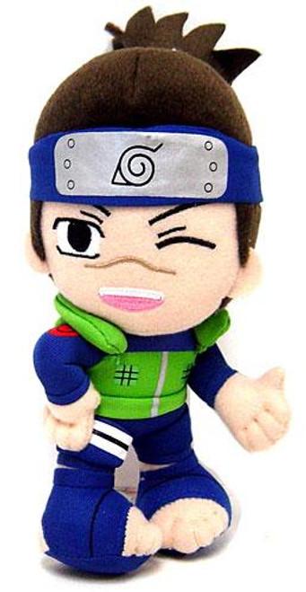 Naruto Iruka 6-Inch Plush [Winking Eye]