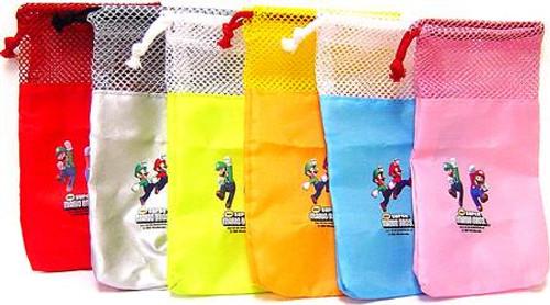 Super Mario Bros DS Travel Bag [Red]