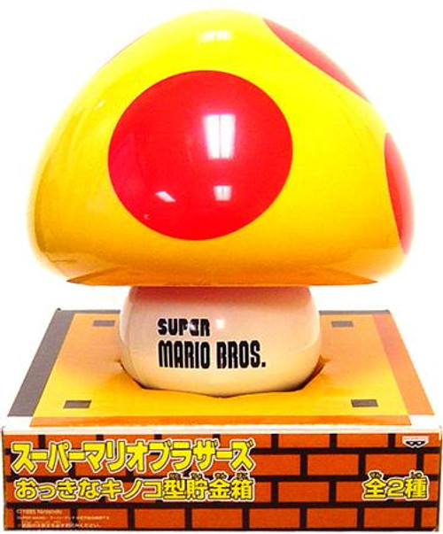 Super Mario Bros Mega Mushroom Coin Bank