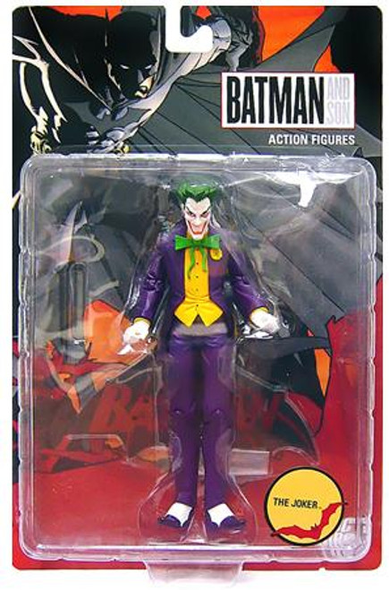 Batman and Son The Joker Action Figure