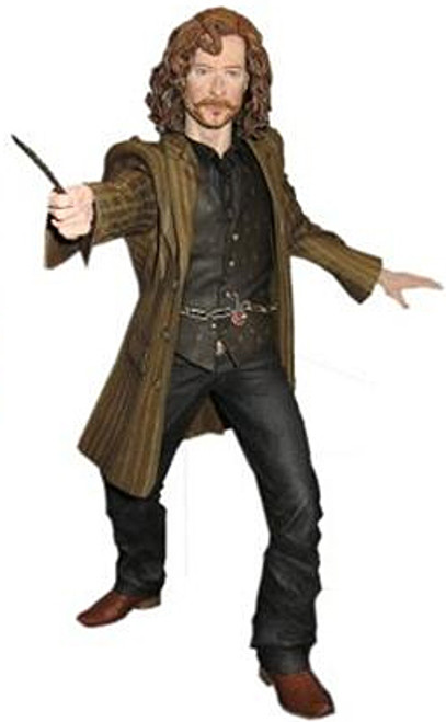 NECA Harry Potter The Order of the Phoenix Sirius Black Action Figure