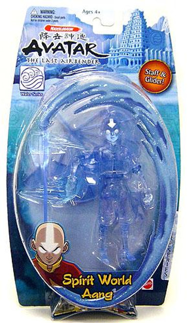 Avatar the Last Airbender Water Series Aang Action Figure [Spirit World]