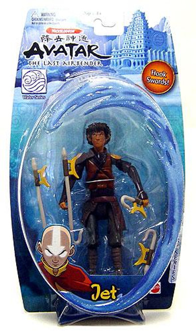 Avatar the Last Airbender Water Series Jet Action Figure