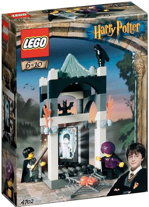 LEGO Harry Potter Series 1 Sorcerer's Stone Final Challenge Set #4702