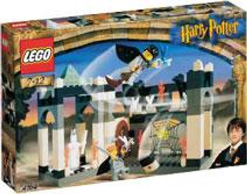 LEGO Harry Potter Series 1 Sorcerer's Stone Chamber of Winged Keys Set #4704