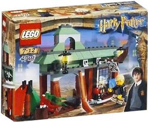 LEGO Harry Potter Series 1 Chamber of Secrets Quality Quidditch Supplies Set #4719