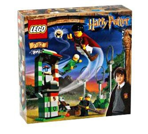 LEGO Harry Potter Series 1 Chamber of Secrets Quidditch Practice Set #4726