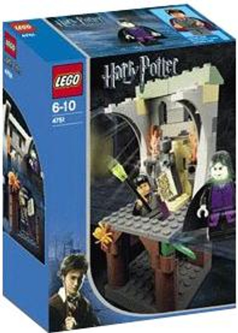 LEGO Harry Potter Series 1 Prisoner of Azkaban Harry and the Marauder's Map Set #4751 [Damaged Package]