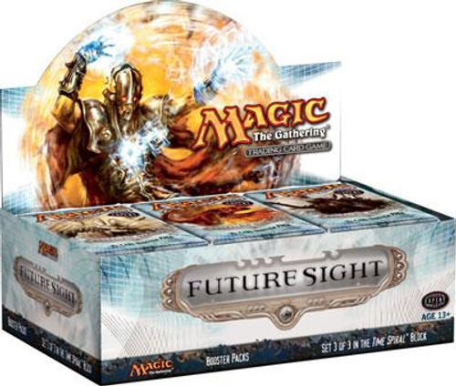MtG Future Sight Booster Box [Sealed]
