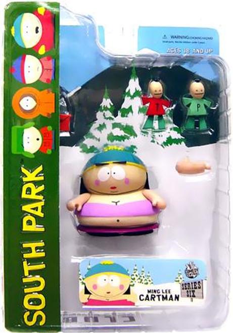 South Park Series 6 Cartman Action Figure [Ming Lee]