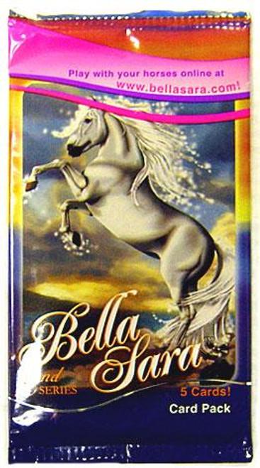 Bella Sara 2nd Series Booster Pack