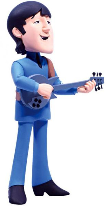 McFarlane Toys The Beatles Saturday Morning Cartoon John Lennon Action Figure