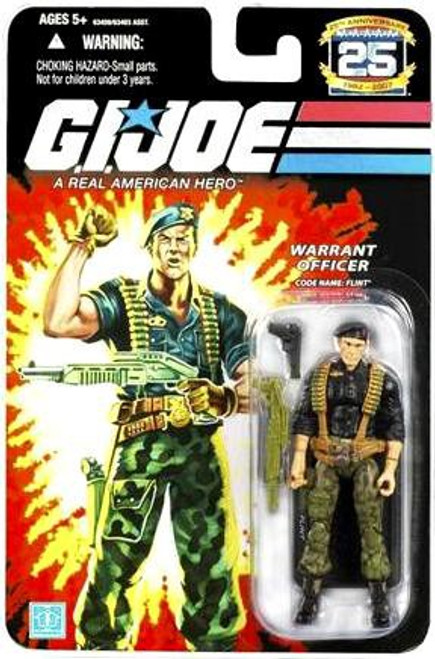 GI Joe 25th Anniversary Wave 1 Flint Action Figure