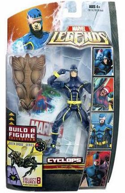 Marvel Legends Series 18 Brood Queen Cyclops Action Figure [Astonishing X-Men]