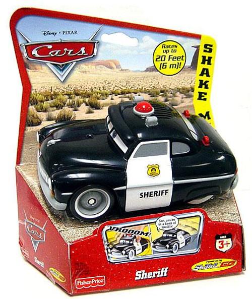Disney Cars Shake 'N Go Sheriff Shake 'N Go Car