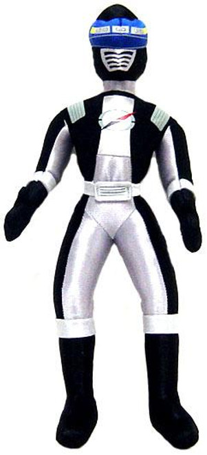 Power Rangers Operation Overdrive 12 Inch Deluxe Black Ranger Plush