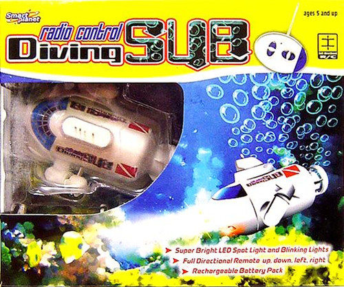 Radio Control Driving Sub R/C Vehicle