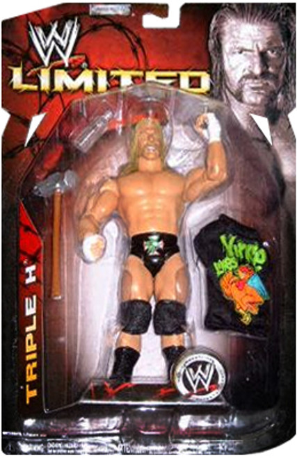 WWE Wrestling Exclusives Triple H Exclusive Action Figure