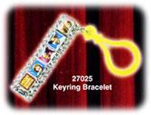 Disney High School Musical Bracelet Keyring #27025