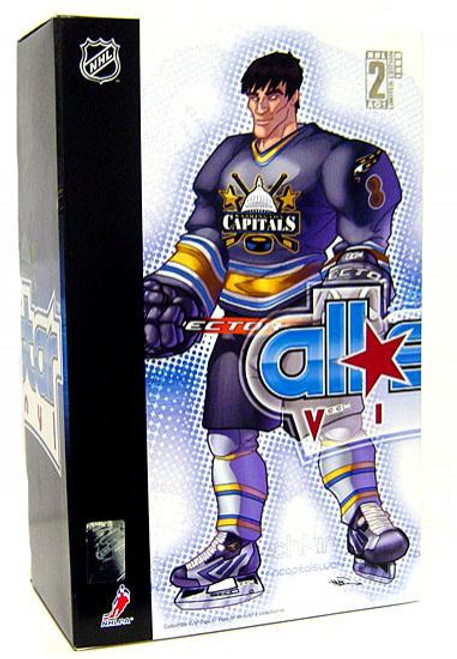 NHL Washington Capitals All Star Vinyl Alexander Ovechkin Vinyl Figure [Black Home Jersey]