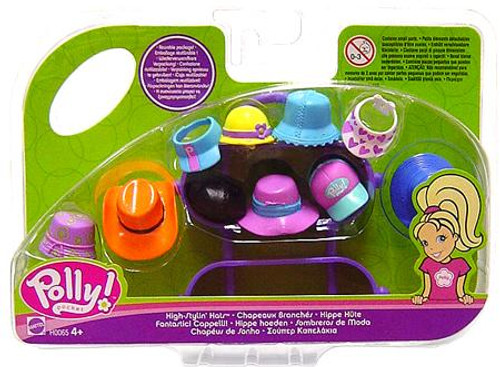 Polly Pocket High-Stylin' Hats Accessory Pack