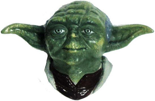 Star Wars Realm Mask Magnets Series 2 Yoda Mask Magnet