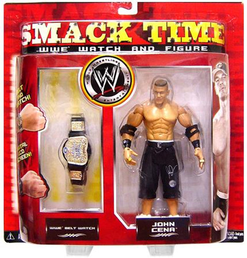WWE Wrestling Smack Time John Cena Action Figure
