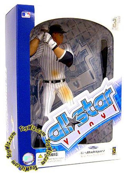 MLB New York Yankees All Star Vinyl Alex Rodriguez Vinyl Figure