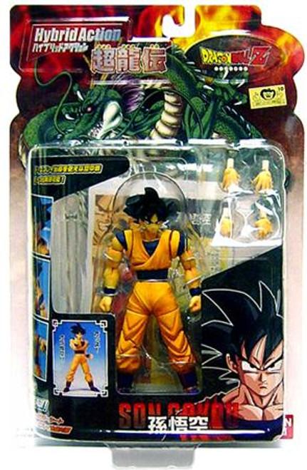 Dragon Ball Z Hybrid Son Goku Action Figure