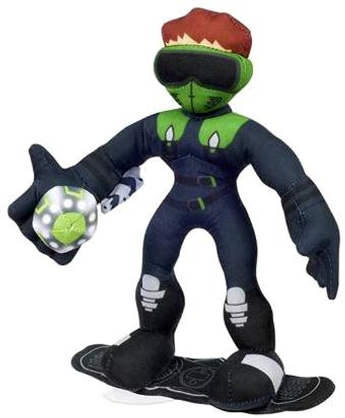 Spider-Man 3 Super Wall Clingers New Goblin Plush