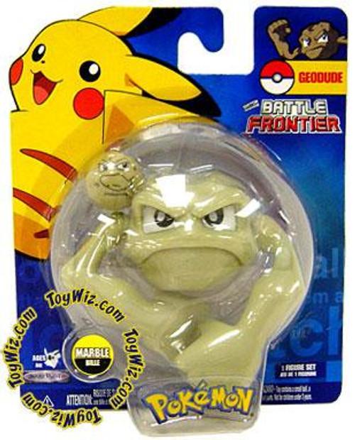 Pokemon Battle Frontier Series 2 Geodude Figure