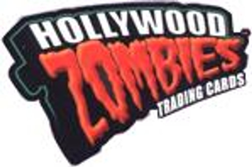 Hollywood Zombies Series 1 Trading Card Set [72 cards]