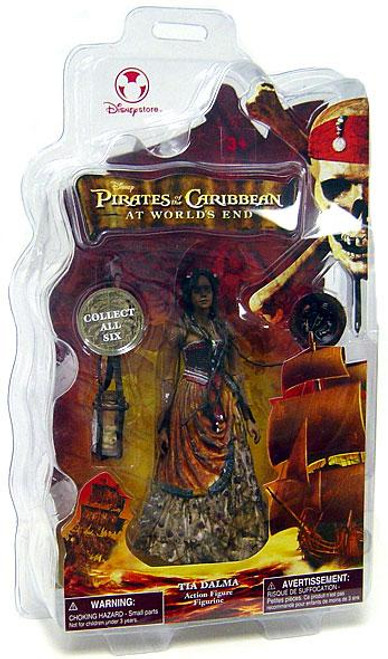 Disney Pirates of the Caribbean At World's End Tia Dalma Exclusive Action Figure