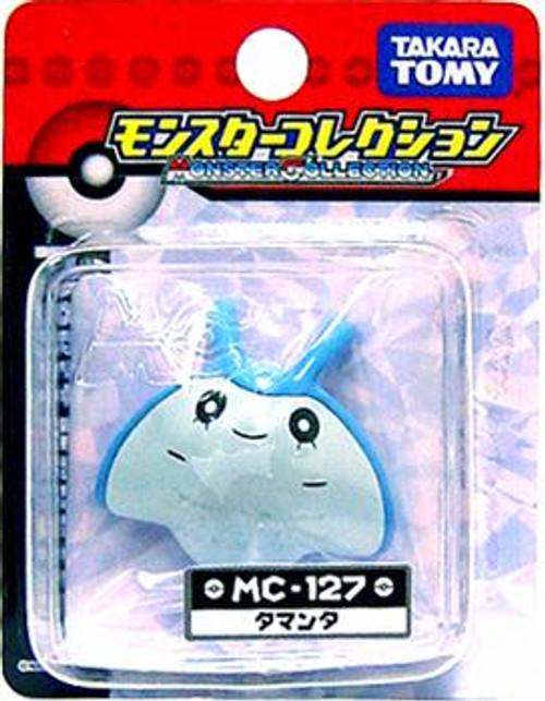 Pokemon Diamond & Pearl Monster Collection Tamanta PVC Figure MC-127 [Japanese]