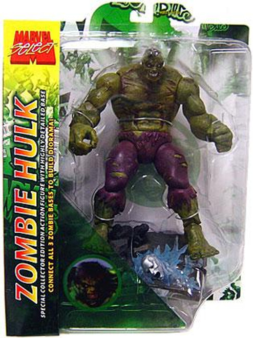 Marvel Select Zombie Hulk Action Figure