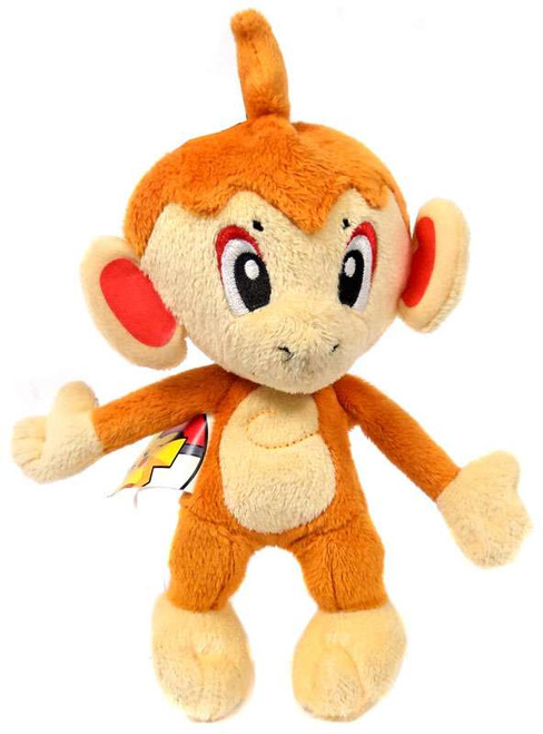 Pokemon Mini Plush Chimchar 6-Inch Plush