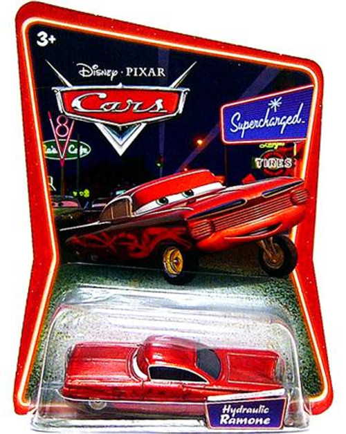 Disney Cars Supercharged Hydraulic Ramone Diecast Car [Red]