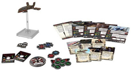 Star Wars X-Wing Miniatures Game HWK-290 Expansion Pack
