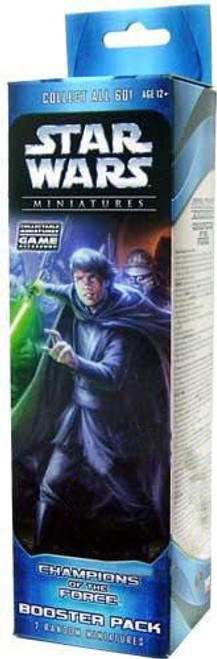 Star Wars Collectible Miniatures Game Champions of the Force Booster Pack