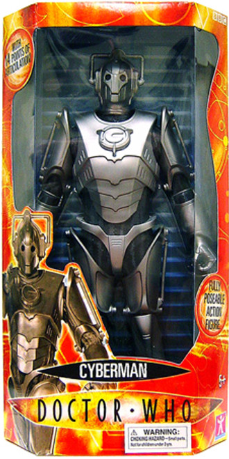 Doctor Who Cyberman 12-Inch Collectible Figure