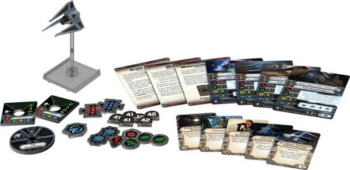 Star Wars X-Wing Miniatures Game Tie Phantom Expansion Pack