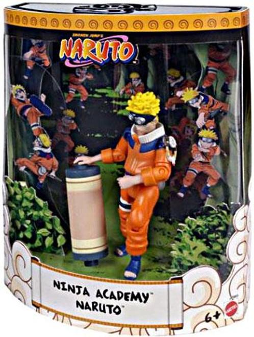 Naruto Uzumaki Exclusive Action Figure [Ninja Academy]