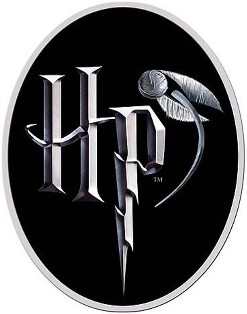 NECA Harry Potter Metal Logo Magnet