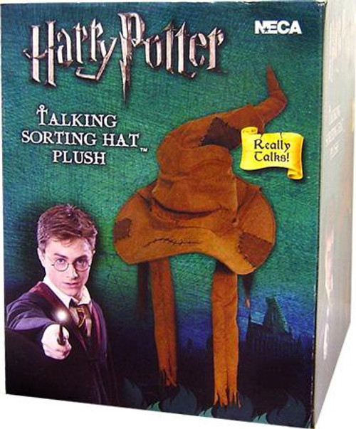NECA Harry Potter Talking Sorting Hat Plush