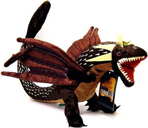 NECA Harry Potter Hungarian Horntail Dragon Plush