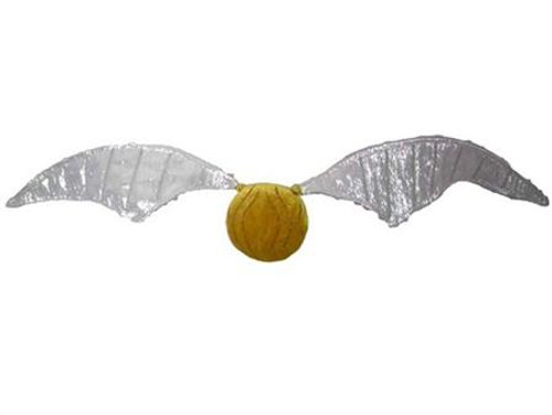 NECA Harry Potter Golden Snitch 21-Inch Plush
