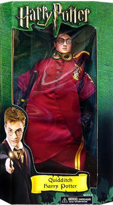 NECA The Goblet of Fire Harry Potter 12-Inch Doll [Quidditch]