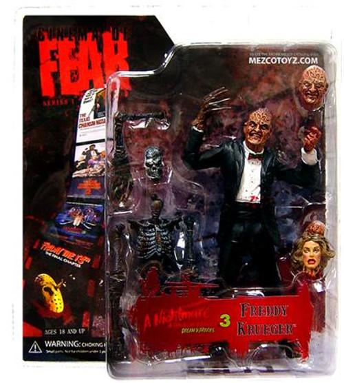 A Nightmare on Elm Street Cinema of Fear Series 1 Freddy Krueger Action Figure