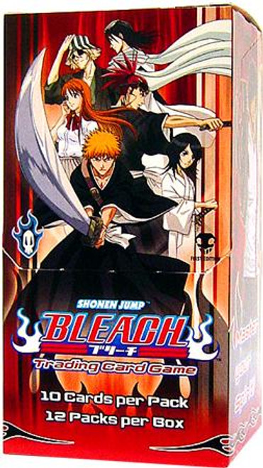Bleach Trading Card Game Series 1 Premiere Booster Box